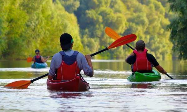 Hourly Paddleboard & Kayak Rentals