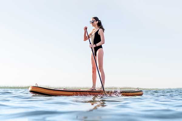 Inflatable Paddleboard Rentals for Groups/Corporate Events