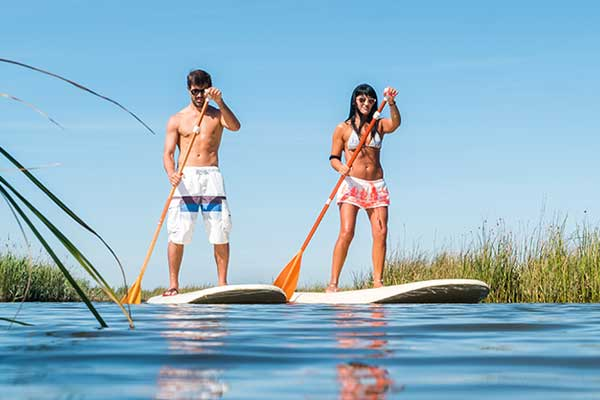 Rigid Paddleboard Rentals for Groups/Corporate Events