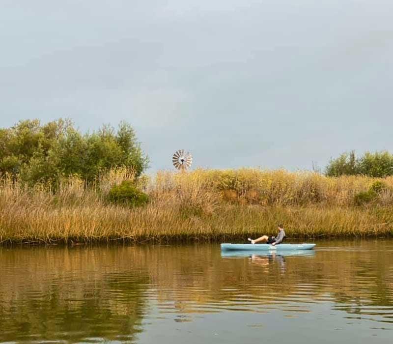Cuttings Wharf Napa River Kayak & Paddleboard Rentals