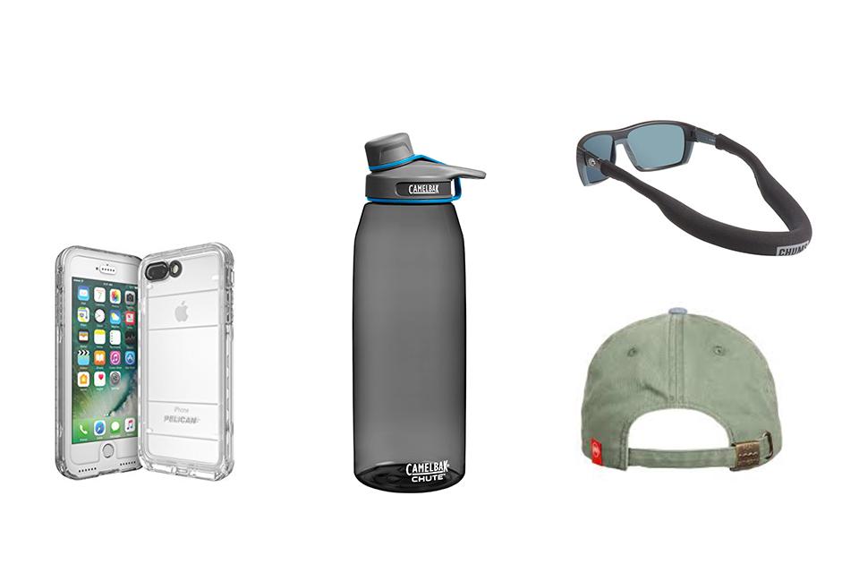 What to bring for kayaking/paddleboarding