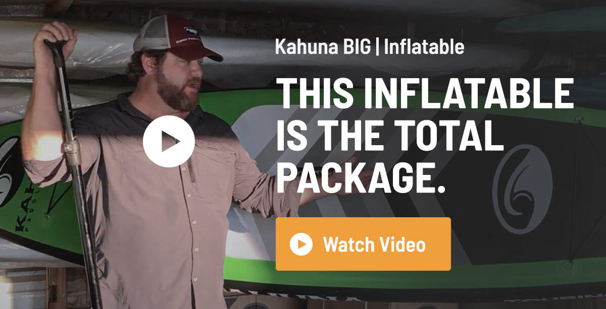 Kahuna BIG Inflatable Paddleboard