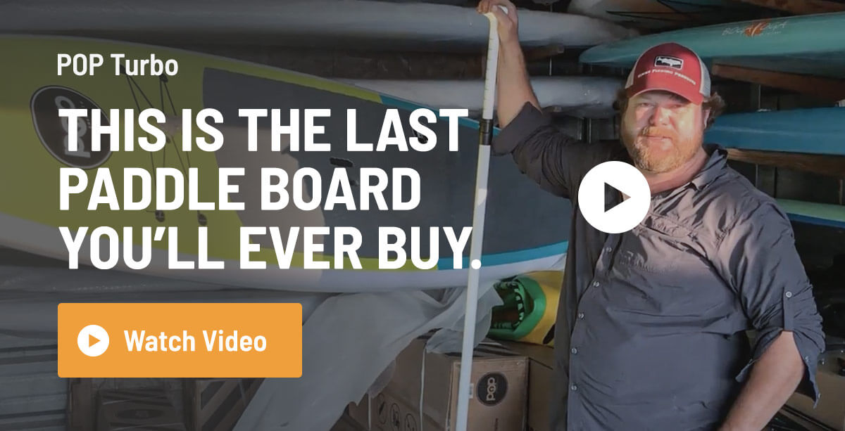 POP Paddleboards Turbo